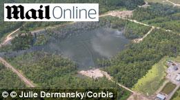 Louisiana-Sinkholes